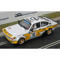 1/24° BRM OPEL Kadett GT/E n°18 rallye 1979