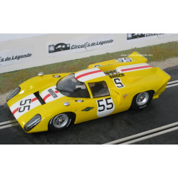 1/24° Carrera LOLA T70 MK3B GT n°55 Nürburgring