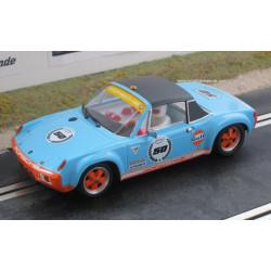 "SRC PORSCHE 914/6 GT n°50 ""Gulf"" édition 3"