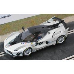 Carrera FERRARI FXX K Evo n°70 digitale