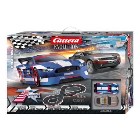 Carrera circuit Evolution BREAK AWAY