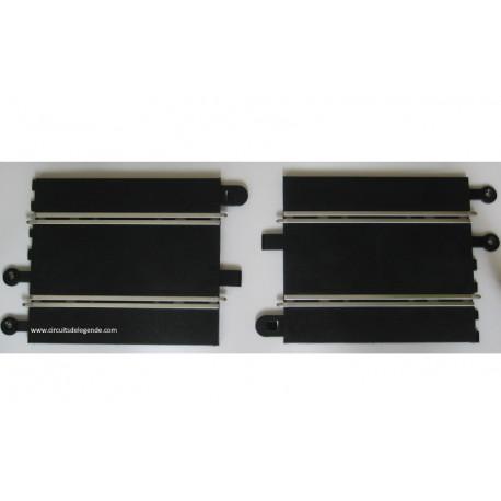 Scalextric RAIL droit de conversion 17.5 cm x1 paire