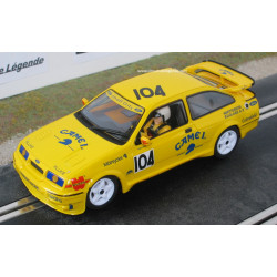 """Scalextric FORD Sierra RS500 Cosworth n°104 """"Came1"""""""