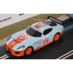 Scalextric GT TEAM Gulf n°17