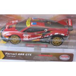 1/43° Carrera Go FERRARI 488 Evo n°52 Le Mans
