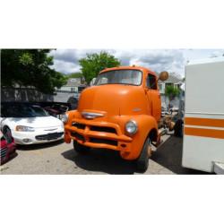 George Turner Models CHEVROLET 5700 COE tracteur
