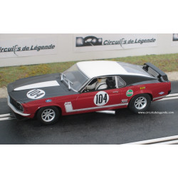SCALEXTRIC FORD Mustang Boss 302 n° 104