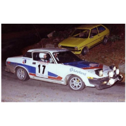 George Turner M. TRIUMPH TR7 n°17 kit