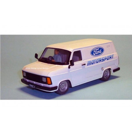 George Turner Models FORD Transit MK2 fourgon kit