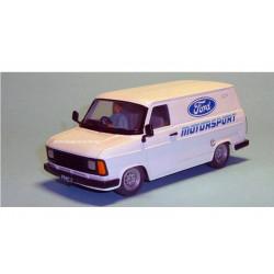George Turner Models FORD Transit MK2 fourgon kit complet