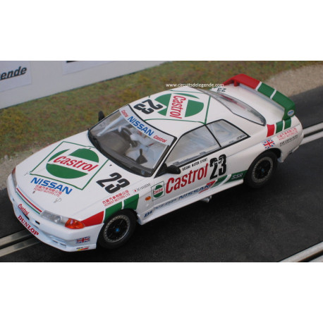 "Slot.it NISSAN Skyline GT-R n°23 ""Castrol"" 1990"