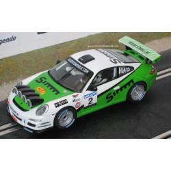 """SCX PORSCHE 911 GT3 n°2 """"rally 2000 Viratges"""""""