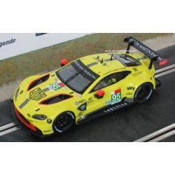 Carrera ASTON MARTIN Vantage n°95 24H le Mans 2018