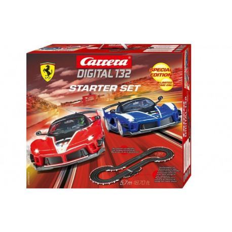 ".Carrera circuit digital 132 ""STARTER SET 2020"""