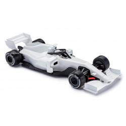 Policar Formule 1 test 2018/20 blanche
