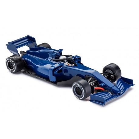 Policar Formule 1 test 2018/20 bleue