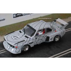 Carrera BMW 3.5 CSL n°41 24h le Mans 1976