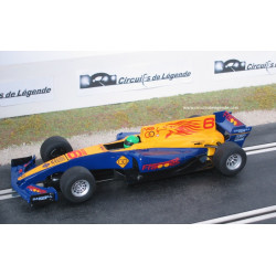 BLUE WINGS F1 CAR n° 6