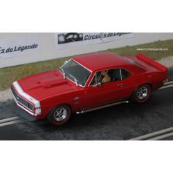 Pioneer CHEVROLET Camaro SS427 1968 rouge