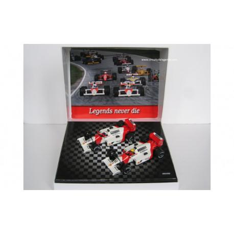NSR FORMULE 1 Team McLaren-Honda-Marlboro 1989