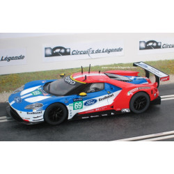 SCALEXTRIC FORD GT LM GTE n° 69