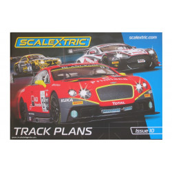 SCALEXTRIC Catalogue de PLANS 2018