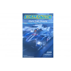 SCALEXTRIC CATALOGUE 2019
