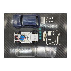 1/24° BRM AUTOBIANCHI A112 Abarth kit bleu