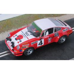 Fly PORSCHE 911S n°4 Rallye Monte Carlo