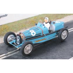 Le Mans Miniatures BUGATTI T59 n°8 Monaco 1934
