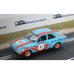 SCALEXTRIC FORD Escort MK1 RS1600 n° 31