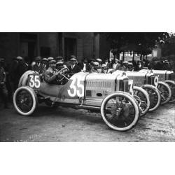 George Turner M. DELAGE Type S 1914 kit