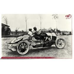 George Turner M. ALFA 24HP Corsa 1913 kit complet