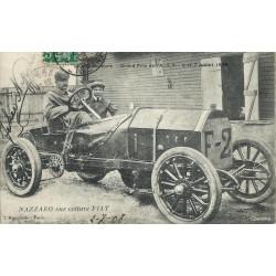 George Turner M. FIAT A.C.F. Dieppe 1908 kit complet