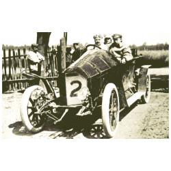 George Turner M. BENZ 80HP 1910 kit complet