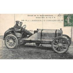 George Turner M. LORRAINE-DIETRICH 1908 kit complet