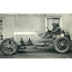 George Turner M. MERCEDES Dieppe 1908 kit complet