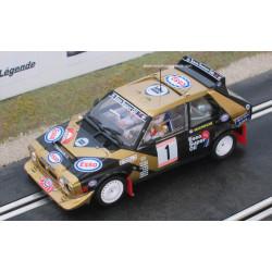 SRC LANCIA Delta S4 n°1 Monte Carlo 1986