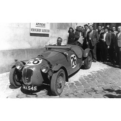 George Turner M. FRAZER-NASH Le Mans kit complet