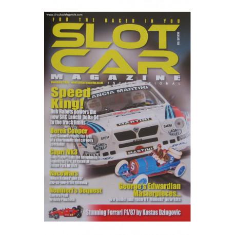 .Slot Car Magazine n°58