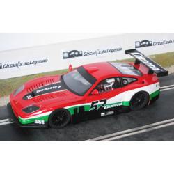 """1/24° Carrera FERRARI 575 GTC n°52 """"Carrera"""""""