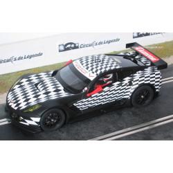 1/24° Carrera CHEVROLET Corvette C7-R test car 2016