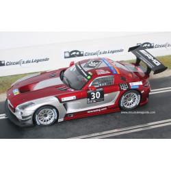 1/24° CARRERA MERCEDES SLS AMG GT3 n° 30