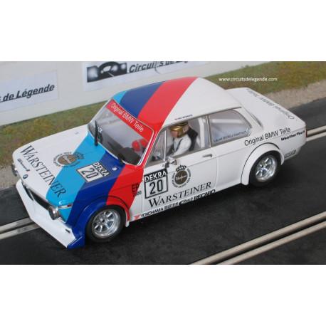 """1/24° BRM BMW 2002 n°20 """"Warsteiner"""""""