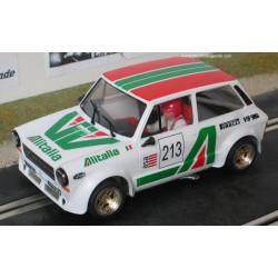 "1/24° BRM AUTOBIANCHI A112 Abarth ""Alitalia"""
