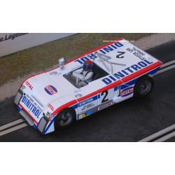 Fly CHEVRON B21 n°2 24H Le Mans 1973