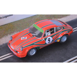 Fly PORSCHE 911S n°9 , Hockenheim 1972