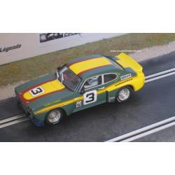 Carrera FORD Capri RS n°3 IMSA 1973