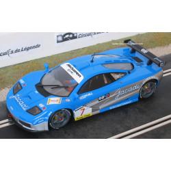 Scalextric McLAREN F1-GTR n°7 Jarama 1995