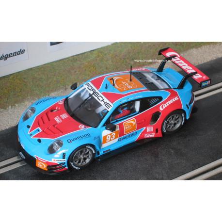 Carrera PORSCHE 991 RSR n°93 Monza digitale